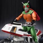 SH S.H.Figuarts Sky Rider & Sky Turbo Set New Kamen Rider Bandai