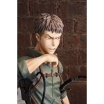 mensHdge technical statue No.31+ Attack on Titan Jean Kirstein Shingeki Ver. Union Creative