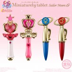 Miniature Tablet Sailor Moon Part 6 CANDY TOY Bandai