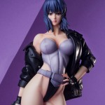 Hdge technical statue No.6 Ghost in the Shell S.A.C. Motoko Kusanagi EX Union Creative