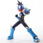 4 Inch Nel Mega Man Star Force Shooting Star Mega Man Sentinel