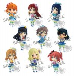 Toy's works Collection Niitengo Love Live! Sunshine!! KADOKAWA (9 pieces)
