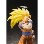 SH S.H. Figuarts Super Saiyan 3 SSJ3 Son Goku Dragon Ball Z Bandai