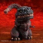 DefoReal Series Godzilla (2016) 2nd Form Plex