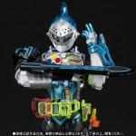 SH S.H. Figuarts Kamen Rider Ex-Aid Brave Hunter Quest Gamer Level 5 Bandai