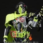 SH S.H. Figuarts Kamen Rider Ex-Aid Snipe Hunter Shooting Gamer Level 5