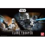 Star Wars Model kit 1/12 Clone Trooper Bandai