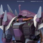HGUC 1/144 Efreet Schneid Mobile Suit Gundam Unicorn Model kit Bandai