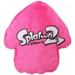 Splatoon 2 Cushion Squid (Neon Pink) San-ei Boeki