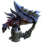 Capcom Figure Builder Creator's Model Cutting Wyvern Glavenus