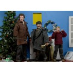 Home Alone 8 Inch Action Doll set of 3 Neca