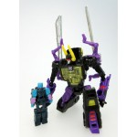 Transformers LG47 Kickback & Clouder Takara Tomy