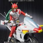 SH S.H. Figuarts Helldiver Kamen Rider ZX Bandai