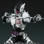 SH S.H. Figuarts Kamen Rider Ex-Aid Genmu Zombie Gamer Level X Bandai Premium