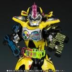 SH S.H. Figuarts Kamen Rider Ex-Aid Lazer Hunter Bike Gamer Level 5 Bandai Premium