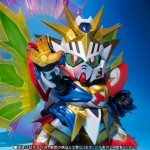 New SD Gundam Gaiden Golden Myth Bandai premium