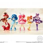 KiraKira Precure A La Mode Cutie Figure Vol.2 Special Set Bandai
