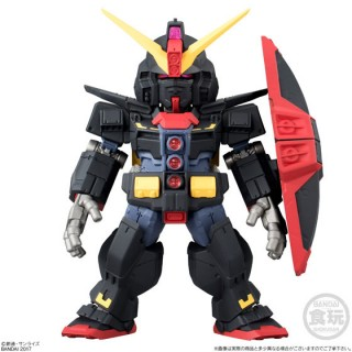 FW GUNDAM CONVERGE EX17 Psycho Gundam Bandai