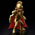 GAME CLASSICS vol.1 EX Ghosts'n Goblins Arthur (Golden Armor ver.) Union Creative