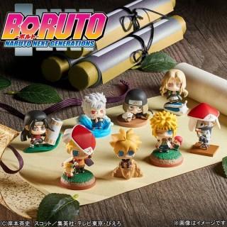 Petit Chara Land Boruto Naruto Next Generations Boruto to Hokagetachi Megahouse