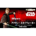 S.H. SH Figuarts Star Wars Anakin Skywalker Episode II Attack of the Clones (Advance Purchase) Limited Edition Bandai
