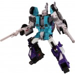 Transformers LG50 Sixshot Takara Tomy