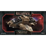 Battlestar Galactica 1/32 Colonial Raptor Plastic Model Moebius Models