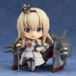Nendoroid Kantai Collection Kancolle Warspite Good Smile Company