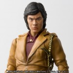 SH S.H. Figuarts Space Sheriff Gavan Retsu Ichijoji Bandai Limited