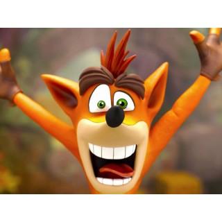 Crash Bandicoot First 4 Figures FF4