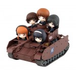 Girls und Panzer IV Tank Ausf. D Kai (H Model Type) Ending Ver. Pair Dot