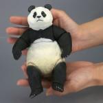 Sofubi Toy Box 003 Panda (Giant Panda) Sofubi Kaiyodo