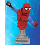 Spider-Man Homecoming Mini Bust Spider-Man (Homemade Suit Ver.) Diamond Select