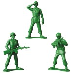 Ultra Detail Figure No.370 UDF Pixar Series 2 TOY STORY Green Army Men Medicom Toy