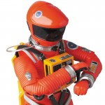 MAFEX No.034 MAFEX SPACE SUIT ORANGE Ver. 2001: A Space Odyssey Medicom Toy