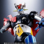 Soul of Chogokin GX-70D Mazinger Z D.C. Damaged ver. Bandai Limited
