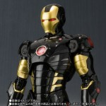 SH S.H. Figuarts Iron Man Mark 3 Marvel Age of Heroes Exhibition Commemoration Color Bandai Limited