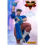 Street Fighter V Action Figure Chun Li Storm Collectibles