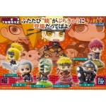 Petit Chara Land NARUTO Shippuden: Kuchiyose! Naruto to Akatsuki Hen Part.1 MegaHouse