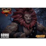 Street Fighter V Action Figure Akuma Storm Collectibles