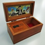 YuYu Hakusho Wooden Music Box Matumoto Shoji