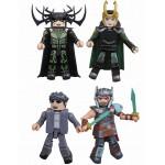 Marvel Minimates Thor Ragnarok Box Set Art Asylum