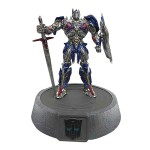 Transformers Movie Series Optimus Prime Phone Stand Statue Swordfish Tech