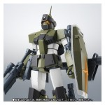 Robot Damashii (side MS) Mobile Suit Gundam RGM-79SC GM Sniper Custom ver. A.N.I.M.E. Bandai Limited