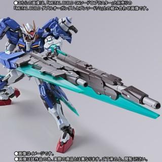 Metal Build GN Sword II Blaster Bandai Premium