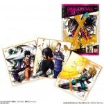 Dragon Ball Shikishi ART Part 4 Set of 10 CANDY TOY Bandai