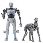 RoboCop Versus The Terminator EndoCop & Terminator Dog Neca