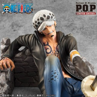 One Piece Portrait of Pirates POP Trafalgar Law Ver. VS Megahouse LIMITED EDITION