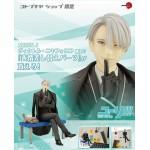 ARTFX J Yuri!!! on Ice Victor Nikiforov 1/8 Kotobukiya Limited Edition with a bonus expression (winking face)