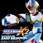 Rockman / Megaman X2 (X Second Armor) Bandai Limited Edition